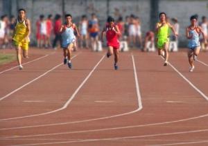 中考考体育素质训练