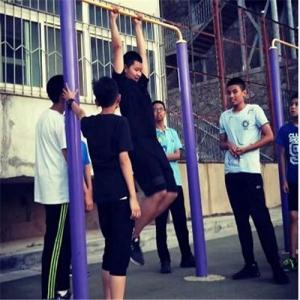 中考体育训练