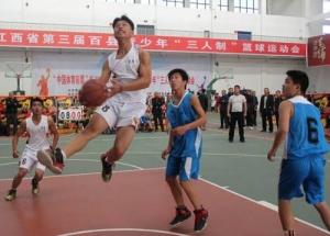 兰州篮球培训机构