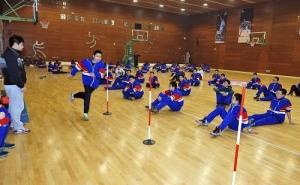兰州体育培训让孩子一生受益