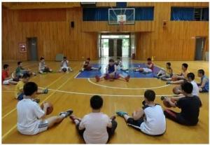 兰州中考体育训练