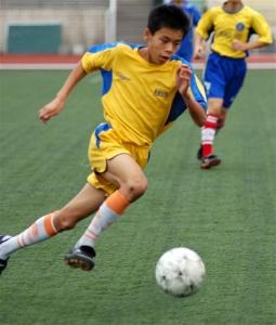 兰州少儿足球如何选择培训机构