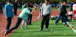 城关中考体育训练